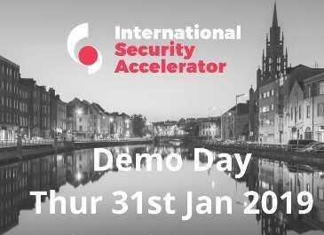 International Security Accelerator Demo Day