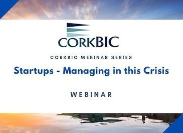 Webinar - Startups - Managing in this Crisis - Tue Apr 7