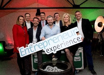 The Entrepreneur Experience - A unique opportunity for 24 Emerging Entrepreneurs to gain unparalleled access and advice from 24 of Ireland's most successful Business leaders over 24 hours.