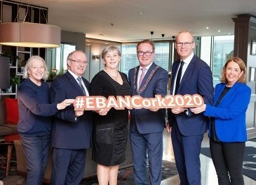 EBAN Cork 2020 - Cork has been selected as the destination for the European Business Angel Network 2020 Congress