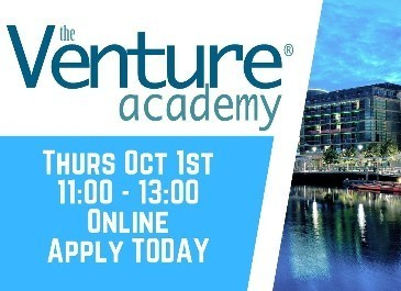 The 2020 Venture Academy - Pitch to Investors & Seasoned Entrepreneurs for real feedback & advice