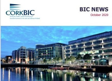 BIC October NEWS; 2020 Entrepreneur Experience; Companies at the Venture Academy; Clients...