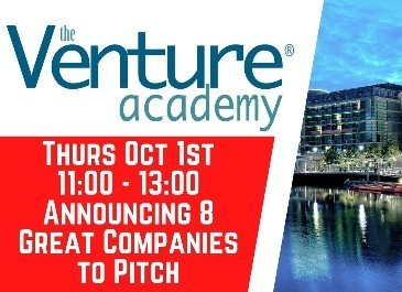 Announcing the 8 Companies Pitching at the Venture Academy